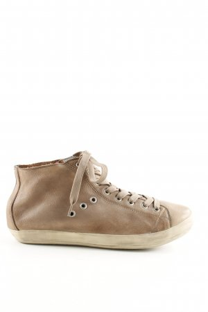 Görtz Shoes High Top Sneaker nude Casual-Look