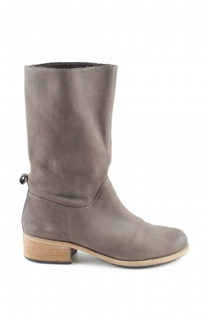 Görtz Shoes Kurzstiefel hellgrau Casual-Look