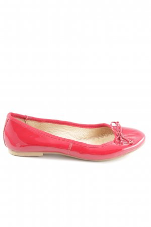 Görtz Shoes Lackballerinas rot Business-Look