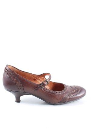 Görtz Shoes Décolleté Mary Jane rosso stile casual