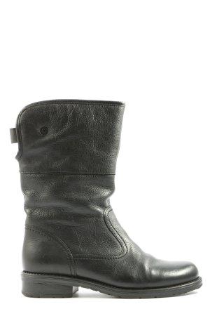 Görtz Shoes Winterstiefel schwarz Casual-Look