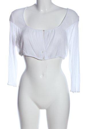 gössi Cropped Shirt