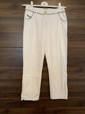 gössl Pantalon 3/4 blanc-vert forêt