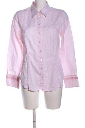 gössl Langarm-Bluse pink Business-Look