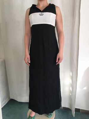 GÖSSL -Leinenkleid -schwarz- Tracht- Gr. M