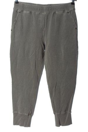 Goisha Pantalon de jogging gris clair style décontracté