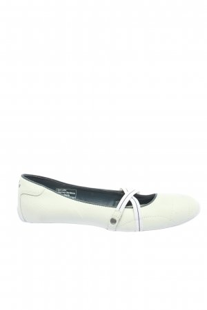 Gola Strappy Ballerinas white casual look