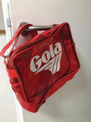 Gola College Bag red