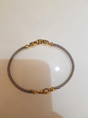 Juvielers Brazalete de oro color plata-color oro