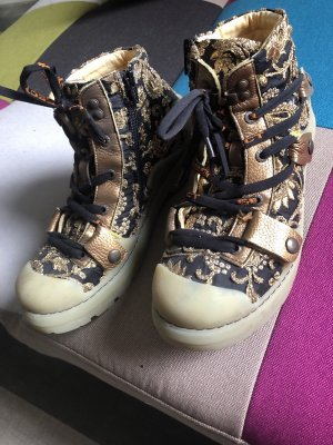 Gold Boots von Eject