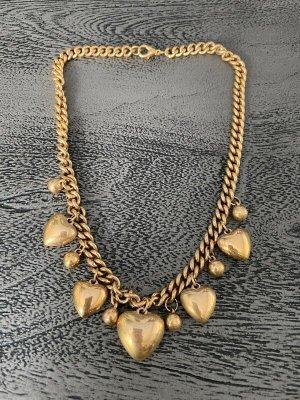 Juwelier Schakelketting goud