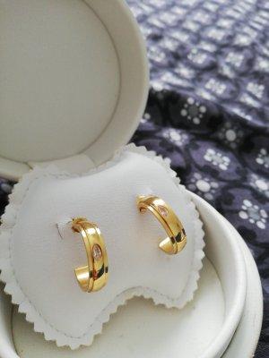 Purelei Boucles d'oreille en or doré