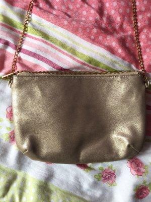 Gold glitzerne Tasche