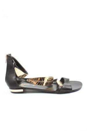 Gold & Gold Komfort-Sandalen