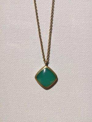 Gold Chain cadet blue