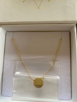 Logan Gold Chain gold-colored