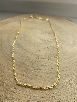 Silver Złoty łańcuch złoto