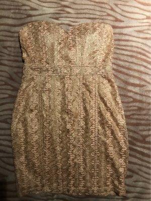 Gold kleid für Silvester/Weihnachten