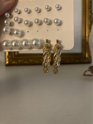 Gold Ohrringe