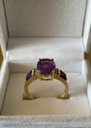 Gold Ring gold orange