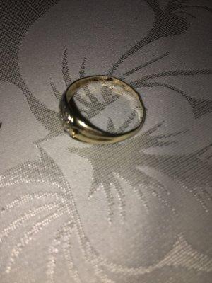 100% Fashion Gouden ring goud