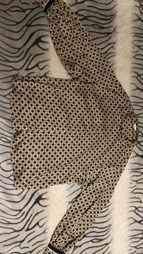 Richard Allen x H&M Połyskująca bluzka Wielokolorowy