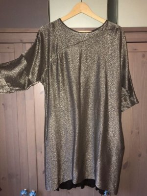 Gold-schwarzes Kleid/ Odeeh/ NEU/ gr. 38