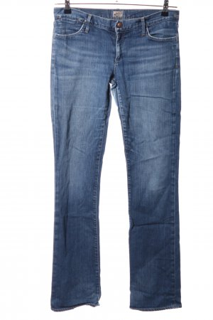 Goldsign Straight-Leg Jeans blau Casual-Look