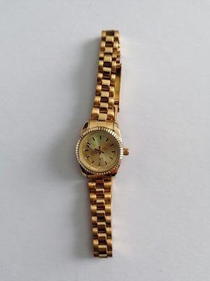 Gold Uhr, Gold, Uhr, Armbanduhr