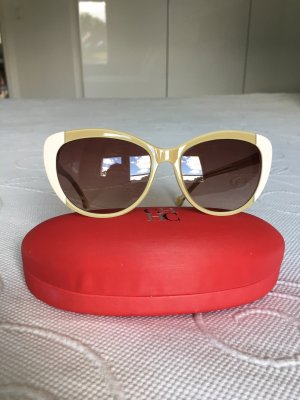 Carolina Herrera Glasses gold-colored