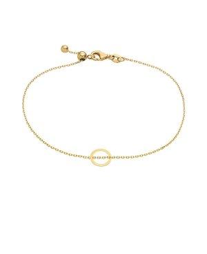 Christ Gold Bracelet gold-colored