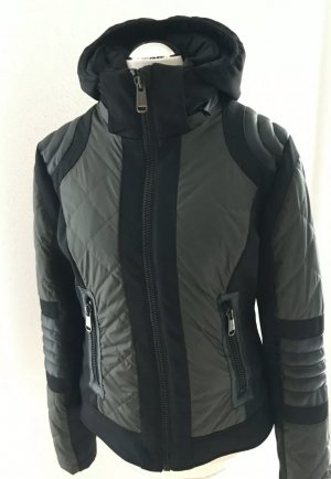 Goldbergh Outdoor Jacket black-khaki mixture fibre