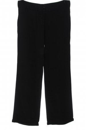 Golden Goose Pantalone largo nero stile casual