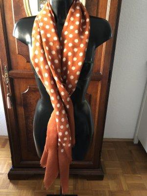 Golden Goose Wollen sjaal cognac-room