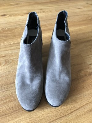 Golden Goose Winter Booties silver-colored