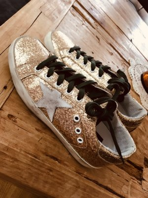 Golden Goose Heel Sneakers multicolored leather