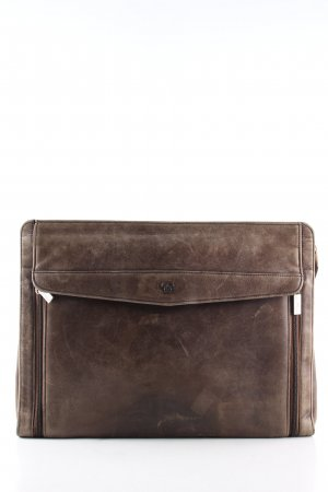 Golden Head Briefcase brown casual look