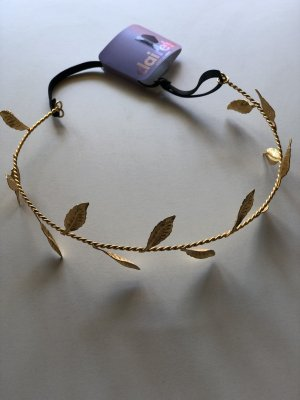 Claires Headdress gold-colored-bronze-colored