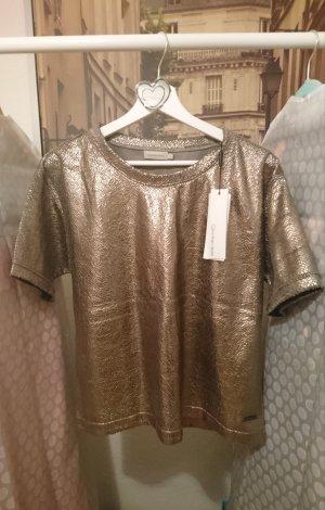 Golden & Shiny - tolles Oversized TOP von CK