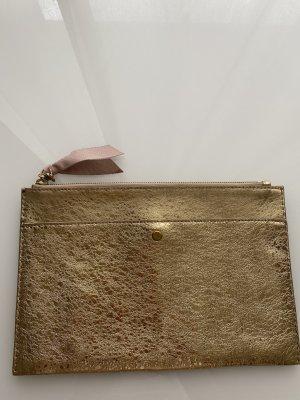 Golden Tasche