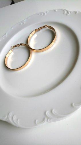 Orecchino a cerchio oro