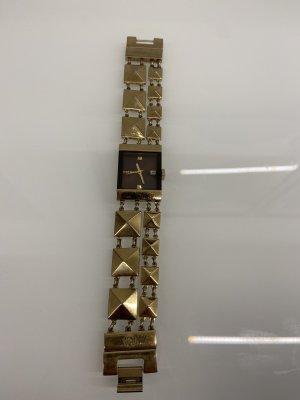 Goldene Diesel Uhr