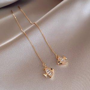 Hyacinth Oorstekers goud