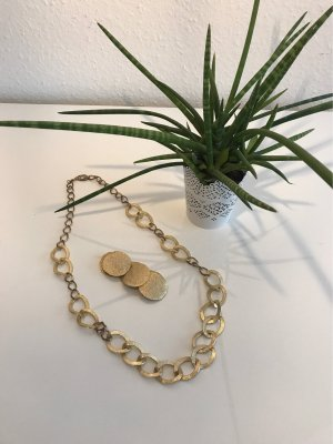 Calvin Klein Link Chain gold-colored