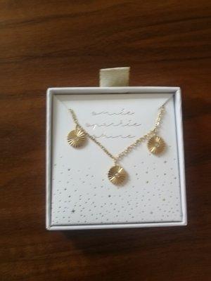 Goldene Kette Kuikawa Purelei
