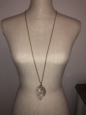 Bijou Brigitte Necklace sand brown
