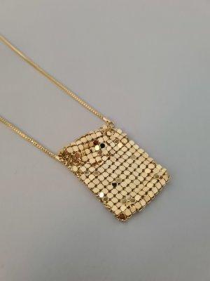 Vintage Naszyjnik złoto