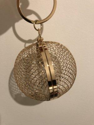 Asos Minibolso color oro