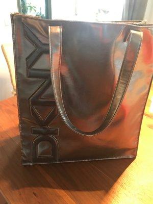 Donna Karan Wózek na zakupy brąz-złoto