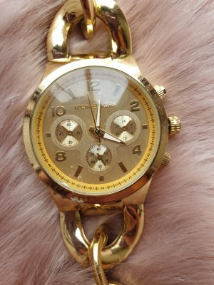 Michael Kors Self-Winding Watch gold-colored